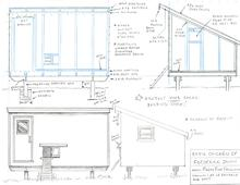 Amish Hen House Plans House Plans